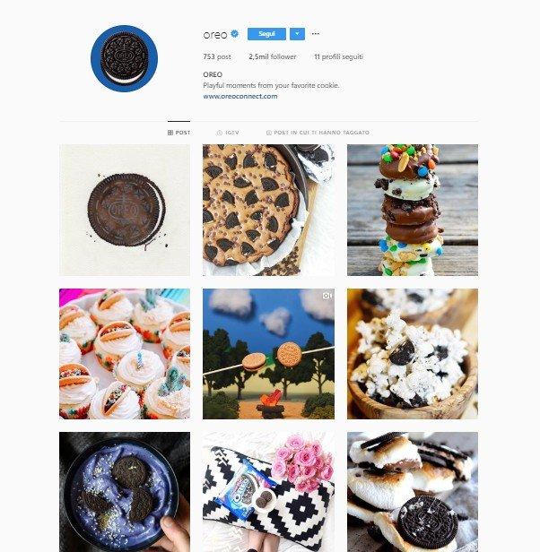 come creare un profilo instagram