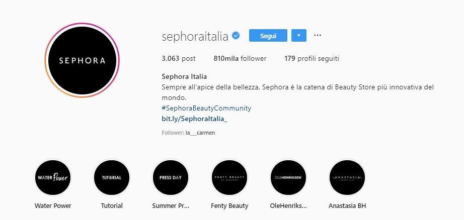 Come creare un buon profilo Instagram