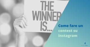 Come fare un contest su Instagram